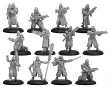Crucible Guard Infantry and CA  Crucible Guard Unit (metal/resin)